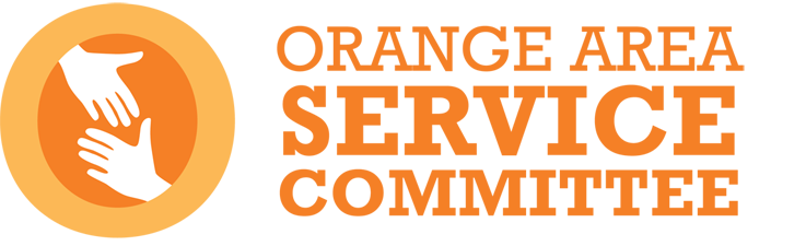 Orange Area Service Committee Logo